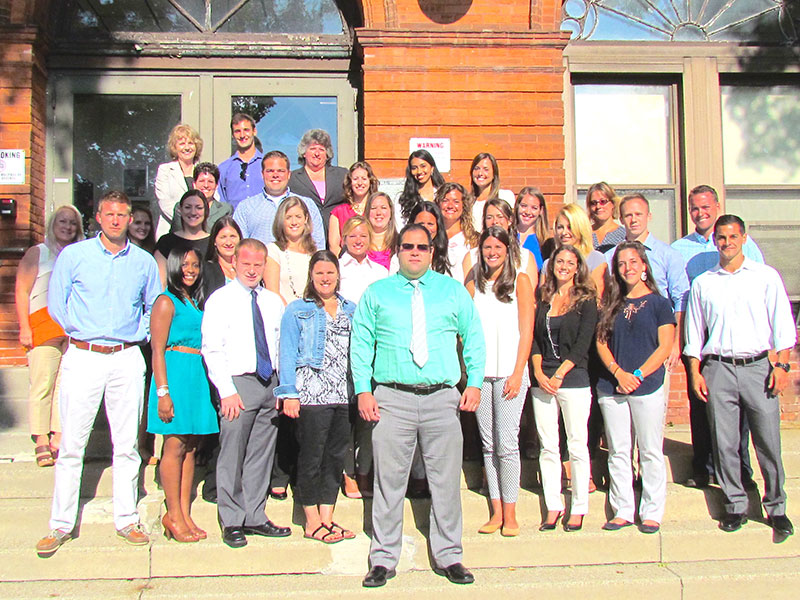 New Faculty Welcomed to Amityville