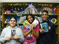 Book Scavenger Hunt Encourages Reading