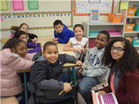 Amityville students bring kindness to their peers photo