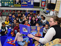 Northeast Teachers Inspire Young Readers photo