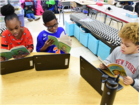 Books Build Bridges for Northwest Students photo