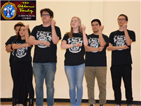 'Addams Family' Coming to AMHS Stage