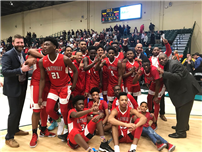 Boys Basketball Wins Long Island Title photo