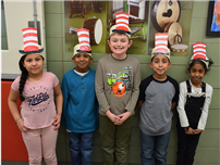 Seuss-inspired Learning at Northwest