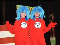 Amityville Actors Tell Seuss Stories Through Song photo