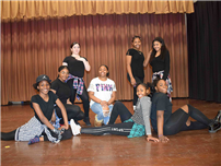 Middle School Marks Women's History Month photo