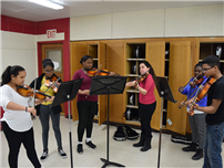 District Recognized for Music Education Photo
