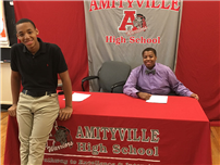 Amityville Athletics Are on the Air photo
