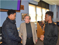 Sophomores Make a Personal Connection to History photo