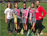 First Season in the Books for Girls Lacrosse photo  thumbnail96239