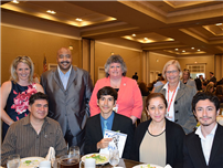 Top Graduate Honored at Valedictorians Luncheon Photo