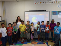 Technology Makes Math Fun at Northwest Photo