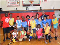 Sports Camps Features Skills and Drills photo