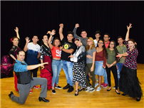 Hispanic Culture Comes Alive Through Dance photo
