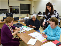 Creating a Community of Learners in Amityville photo