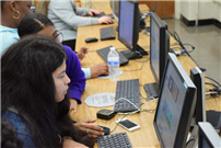 Middle School Students Create Through Coding photo 2