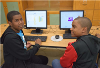 Middle School Students Create Through Coding photo 3