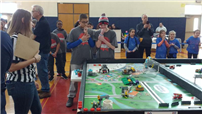 Robotics Competition a First for Middle School Team photo 3