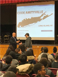 Middle Schoolers Introduced to Coding photo 4