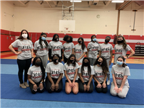 Varsity cheerleading team thumbnail182213