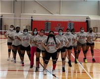 Varsity volleyball team thumbnail182216