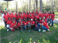Three Cheers for Amityville High School band Pic 1
