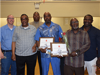 Amityville Staff Recognized for Service photo thumbnail120976
